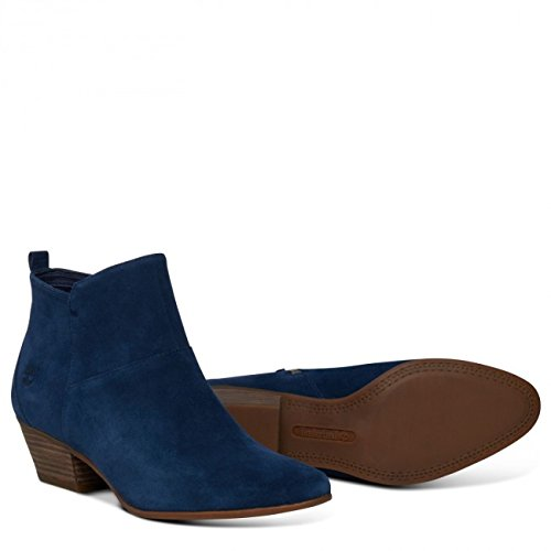 Timberland Botine Femme (Black Iris): : Chaussures
