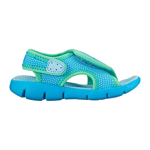 386521-404 Girls Nike Sunray Adjust 4 (TD) Toddler Sandal