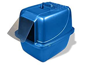 Van Ness CP7 Enclosed Cat Pan/Litter Box, Extra Large