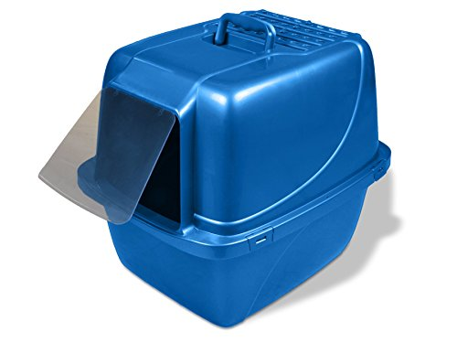 Van Ness Odor Control Extra Giant Enclosed Cat Pan with Odor Door - ()