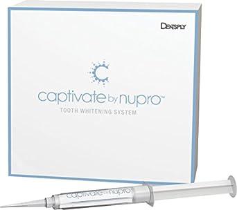 Amazon com: DNP Captivate by Nupro 10% Carbamide Peroxide Bulk Kit