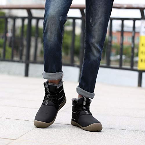 Chaussures Et De Hiver Masculines Vêtements Boots A amp; Neutre Féminines Chaudes ski Anti Bottes zqat0x