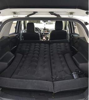 Amazon.com: Cama hinchable para coche con respaldo trasero ...