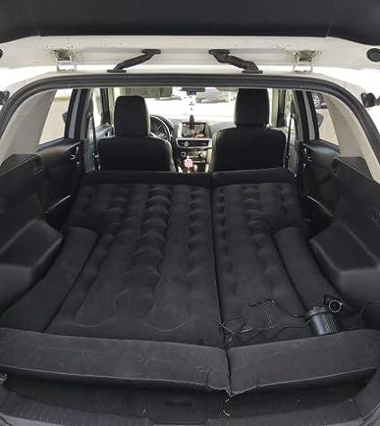 Amazon.com: MotorFansClub - Colchón hinchable para coche ...