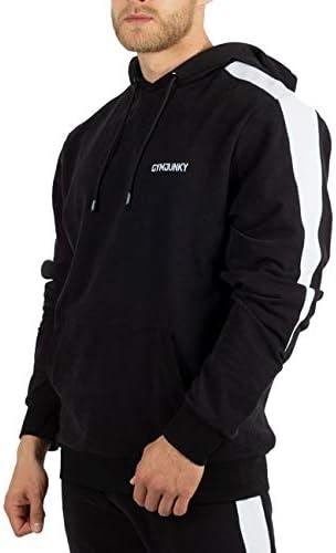 (ビベター)Bebetter プルオーバー メンズ パーカー トレーニングウェア フード付き 長袖トレーナー 秋冬 スポーツウェア スウェットシャツ
