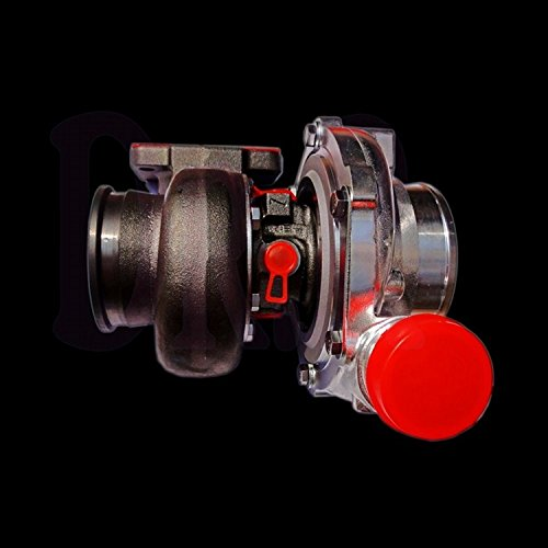 GOWE turbo for GTX4508R turbo dual ball bearing turbo turbo charger forged billet wheel t4 divided flange upgrade gt4508r gt4508 1200hp 4