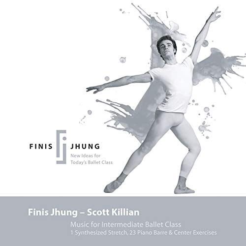Music for Intermediate Ballet Class - 1 Synthesized Stretch, 23 Piano Barre & Center ()