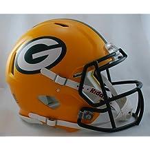 GREEN BAY PACKERS NFL Riddell Revolution SPEED Football Helmet