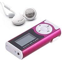 King Shine Digital MP3 Player with LCD Display with Memory Card Slot/TF Slot
