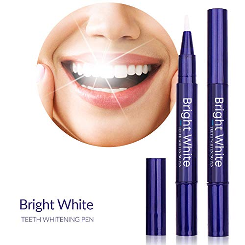 Neomen Teeth Whitening Pen (2 Pack) - 35% Carbamide Peroxide Gel, Safe and Effective, Travel-Friendly, Easy to Use, Natural Mint Flavor
