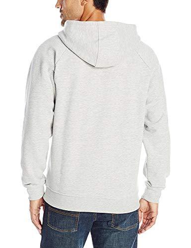 Hansen Logo Grey Hh Helly Melange Sweat Homme shirt À Capuche qAwdERd