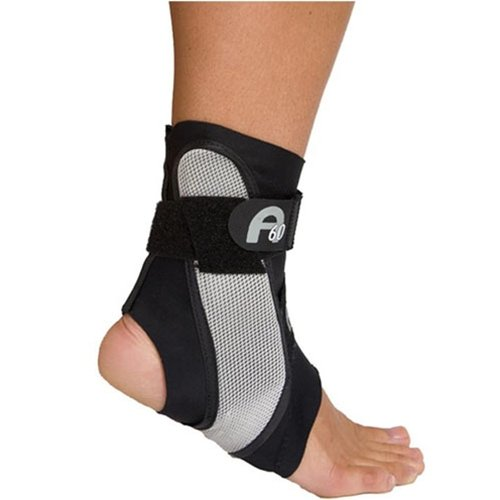 Aircast 02TLR A60 Stabiliser Ankle Brace, Right, Large Aircast A60 Ankle Support