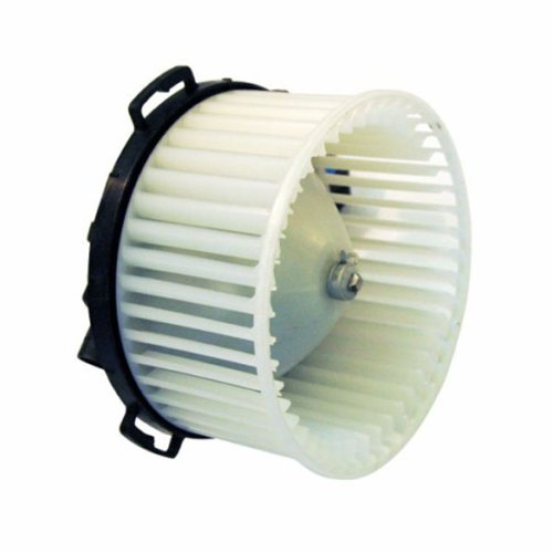Partomotive For Mazda 3 & Mazda 5 Front Heater AC A/C Condenser Blower Motor Assembly w/Fan ()