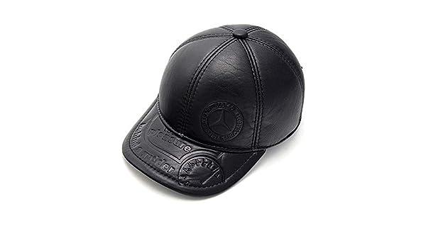 LERDBT Gorras de Plato Hombre Sombrero Caliente Gorra de béisbol ...