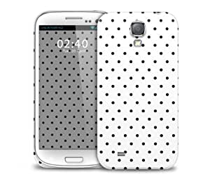 b w spots Samsung Galaxy S4 GS4 protective phone case