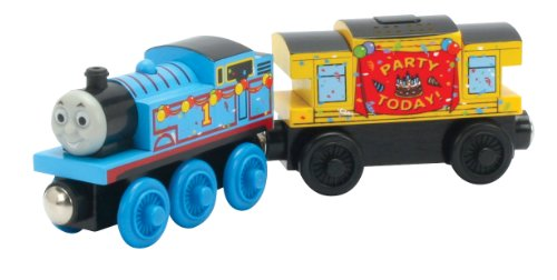 Thomas & Friends Wooden Railway - Birthday Thomas & Musical -