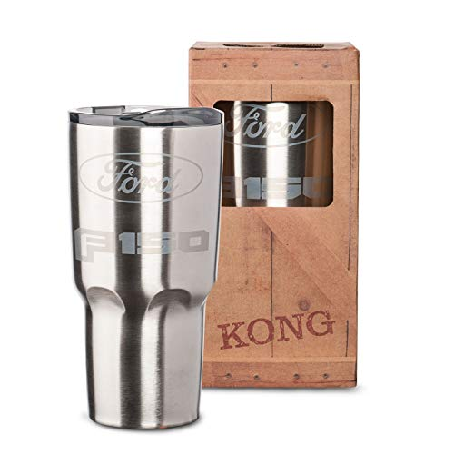 oz Vacuum Insulated Double Wall Stainless Steel Tumbler w Slider Lid and Straw ()