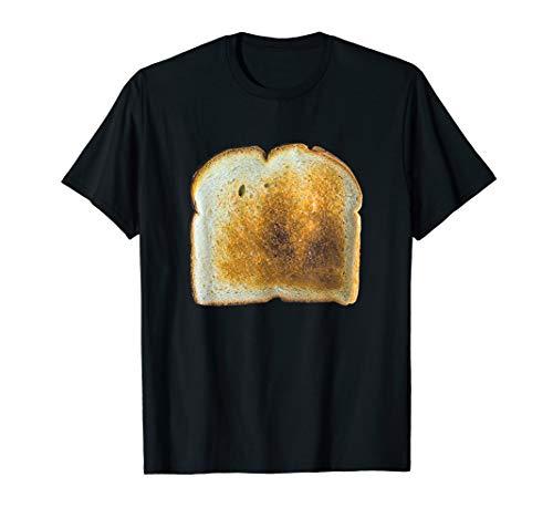 (Funny Breakfast Toast T-shirts Food Halloween Easy)