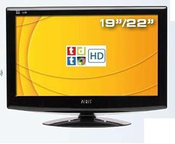 Airis MW198H- Televisión, Pantalla 9 pulgadas: Amazon.es: Electrónica