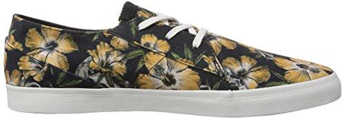 Volcom Lo Fi Shoe - Zapatillas De Skate de lona hombre negro - Schwarz (Stoney Black / Sty)