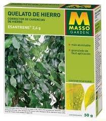 Masso 234078/ /quelato Eisen 50/g