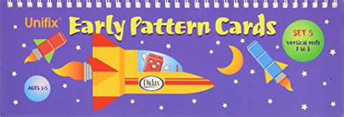 Didax Unifix Early Pattern - Didax Educational Resources #5 Unifix Early Pattern Book