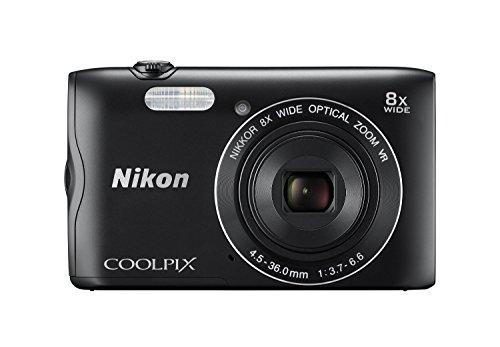 Nikon Coolpix 300 20MP Digital Camera  International Model N