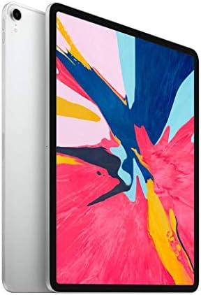 Apple iPad Pro (12.9-inch, Wi-Fi, 64GB) – Silver (2018) (Renewed)