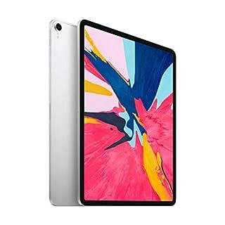 Apple iPad Pro (12.9-inch, Wi-Fi, 64GB) - Silver (2018) (Renewed)