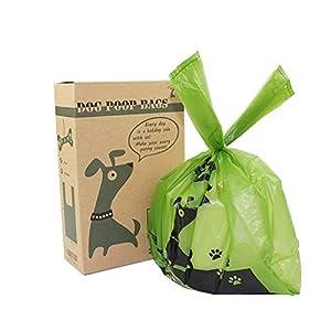 PET N PET 200 Counts Unscented Tie Handle Dog Waste Bags Poop Bags Poo Bags 96