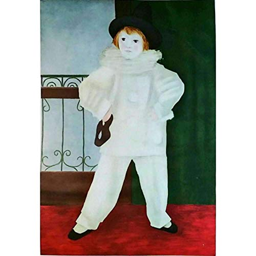 Pablo Picasso Pierrot with Mask 1925 Original -