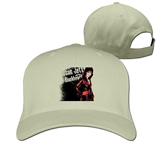 [Joan Jett Womens Snapback Casual] (Joan Jett Wigs)