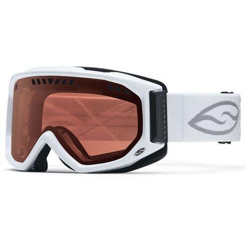 Smith Optics Unisex Scope White/Rc36 Goggles