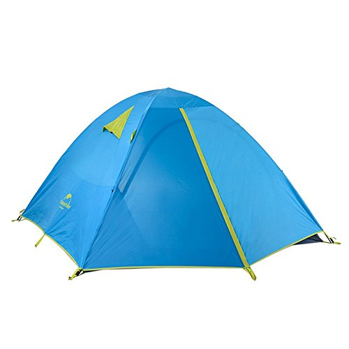 Naturehike 2 Person Outdoor Waterproof Tent Windproof Tent Double Layer Camping Tent