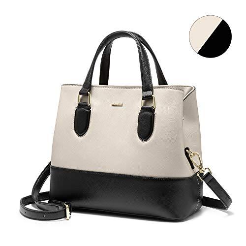 Handbags for Women Leather On Sale Designer Purses Medium Ladies Tote Crossbody Bag from LOVEVOOK
