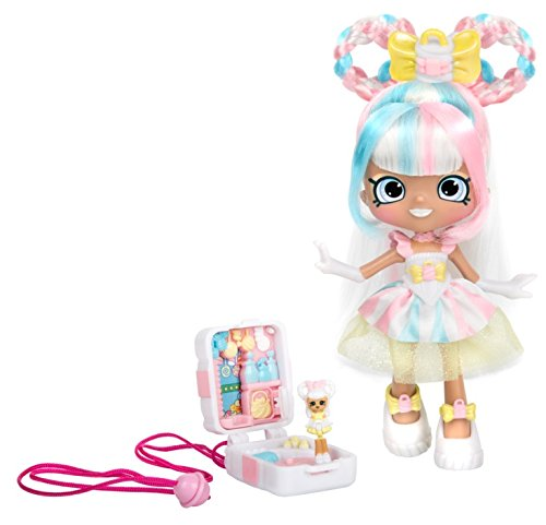 Shopkins Lil' Secrets Shoppies Marsha Mello is a popular toy for girls in 2018