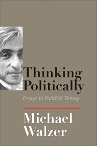 thinking politically essays in political theory michael walzer  thinking politically essays in political theory michael walzer david miller 9780300118162 com books