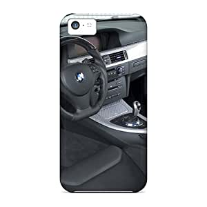 Burrisoutdoor98 WAr6720KKRL Cases Covers Skin For Iphone 5c (hamann Bmw 3 Series Thunder Interior) Black Friday