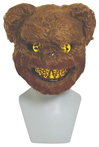 Sunstar Scary Crazed Bear Halloween Mask]()