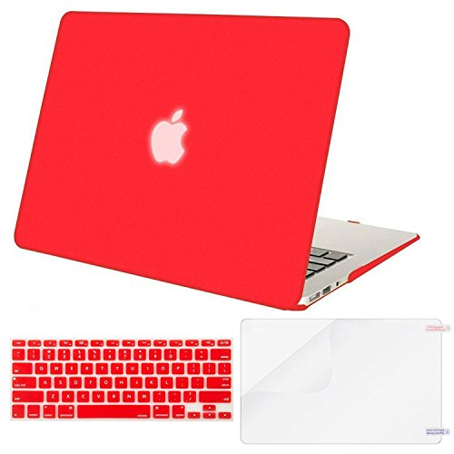 Mosiso Plastic Hard Case with Keyboard Cover with