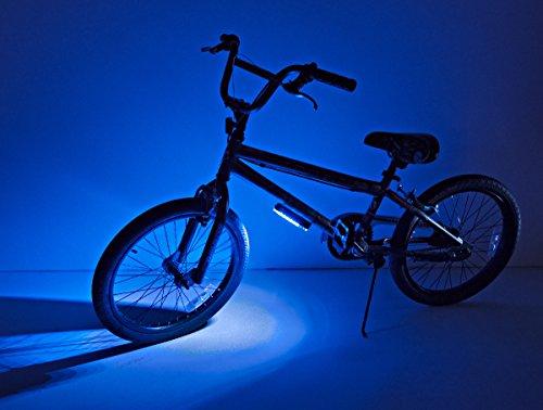 Brightz Ltd Blue Bicycle Light product image