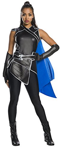 Thor Female Costumes (Secret Wishes Women's Thor: Ragnarok Valkyrie Costume, Multi, Small)