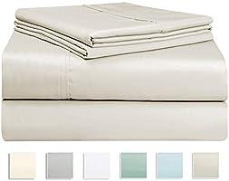 Save 20% on cotton bedding sheet set