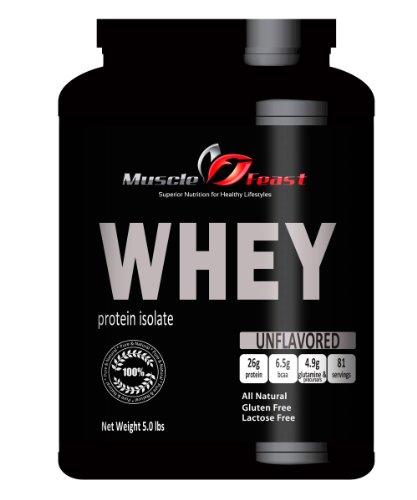 Pur WPI - Whey Protein Isolat naturelles 5 Lbs