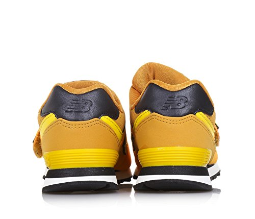 YO KV574YTY YELLOW Infantil New Balance Zapatillas BLACK qH58wIw