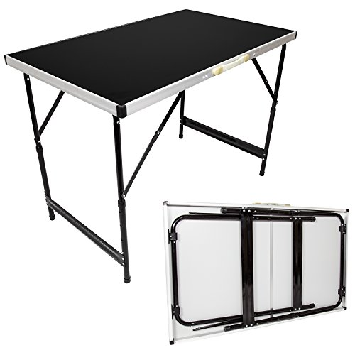 best folding utility table for sale 2017 daily gifts for friend. Black Bedroom Furniture Sets. Home Design Ideas