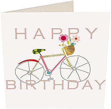 Caroline Gardner - - cumpleaños con texto en inglés para bicicleta ...