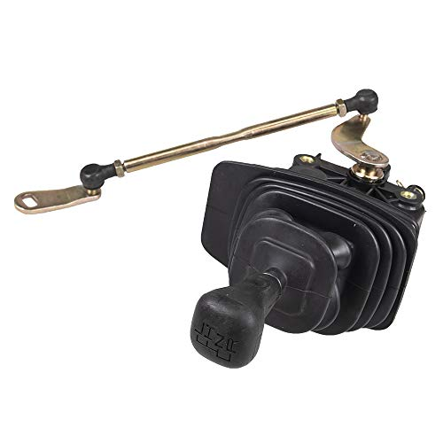 Gear Shifter Assembly With Shift Rod For 2004-2013 Yamaha Rhino 450 660 700 Replaces 5UG-18300-10-00 ()