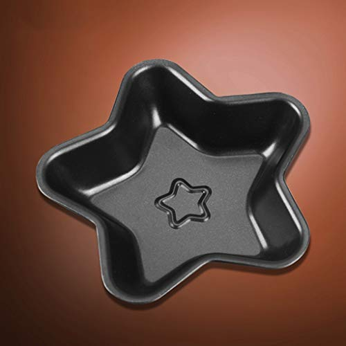 Cake Mould | Five-pointed Star Baking Mold, Household Oven West Point Appliance Non-stick Creative Personality Cake Mould ()