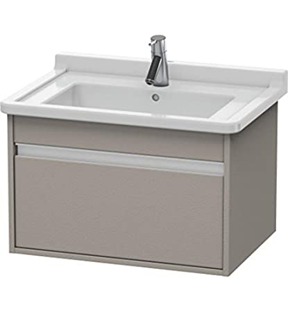 Duravit KT666404949 Vanity Unit WallMounted For 030480 18 14u0026quot